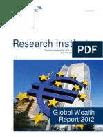 Credit Suisse - Global Wealth Report 2012
