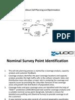 RF Planning and Optmization Process