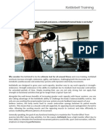 Kettlebell and Movement-Based Training eBook