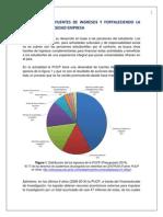Diversificando Fuentes de Ingresos y Fortaleciendo La Relación Universidad-Empresa