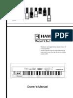 Hammond XK-1 Organ