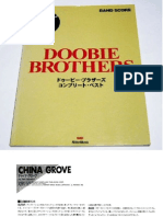 Best of the Doobie Brothers - Full Band Score(Jap)