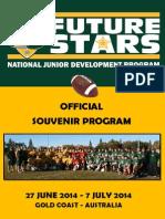 2014 Australian Future Stars Program