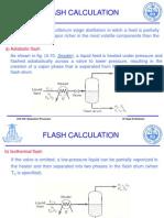 Flash Calculation