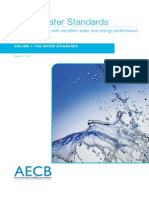 AECB Water Standards Vol 1