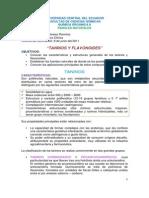 Trabajo Taninos y Flavonoides_michelle Alvarez