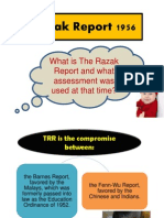 The Razak Report