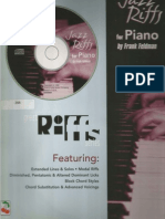 Jazz Riffs for Piano