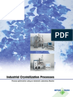 Crystallization Industrial Processes