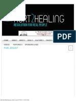 Five Jesus_ _ Hurt2Healing Magazine