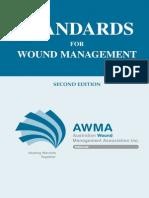 AWMA 2011 Standards for Wound Management v2