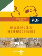 Series Aprisco - Volume 1 - Manejo Das Crias de Caprinos e Ovinos