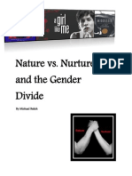 Nature Versus Nurture in the Gender Divide