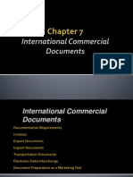 Chapter 7 Documents