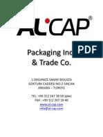 Al-Cap Company Profile
