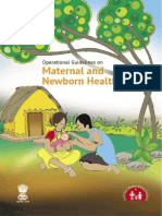 Maternal & Newborn Guidelines