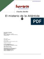 20648576 Berlitz Charles El Misterio de La Atlantida