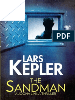 The Sandman, by Lars Kepler - extract