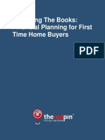 Balancing the Books Financial Planning for First Time Home Buyers