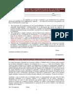 Recomendaciones - Clausulas Modelo