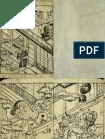 A Small Yokai vs Samurai Book