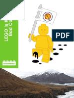 Greenpeace Lego Report 2014
