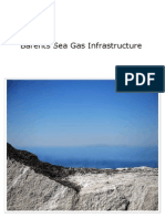 Barents Sea Gas Infrastructure