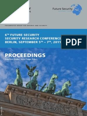 0295 9 Future Security 2011 Cd Pdf Sonar Surveillance