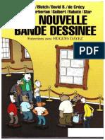 La nouvelle bande dessinée. Entretiens avec Hugues Dayez