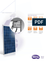 240w BenQ Solar Panel