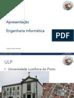 Apresentacao EI ULP