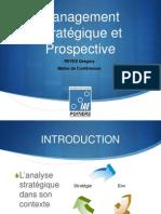 Analyse Stratégique2012
