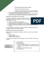 Publicación de La Relación de Cuenta Corriente Por Giro de Cheques Sin Fondo