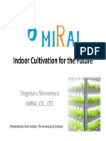 Farming Indoor
