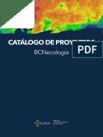 Dossier Proyectos BCNecologia