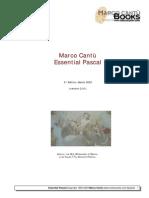Marco Cantu - Essential Pascal