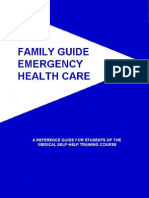 Family Guide Emergency Health Care