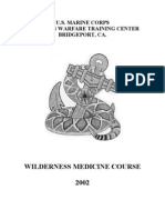 Survival Wilderness Medicine Course
