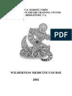 Survival Wilderness Medicine Course
