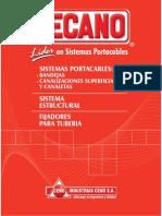 Catalogo Mecano 2008