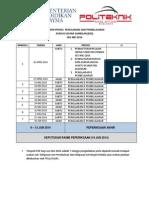 Takwim Proses p&p Mei 2014 Kss (1)