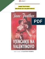 Jane Feather - Vjencanje Na Valentinovo