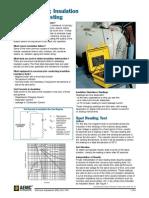 AEMC Understanding Insulation Resistance Testing