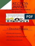 7 Derechos Humanos