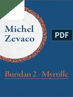 Michel Zevaco - Buridan 2 - Myrtille