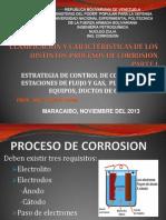 Control de Corrosion Clase i Parte