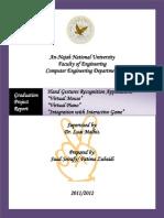 Software Graduation Project Documentation
