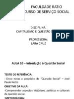 Aula 10_5 Notas a Propósito Da Questão Social_Netto