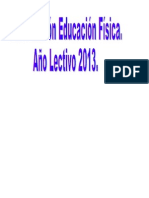 Planificacin Educacin Fsica (2)