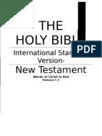 ISV New Testament 1 3 0
